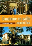 Construire en paille aujourd'hui
