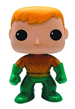 Funko - Pdf00003900 - Figurine Bande Dessinée - Pop - Dc Comics - Aquaman Px Exclu