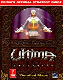 img - for Ultima IX: Ascension (Prima's Official Strategy Guide) book / textbook / text book
