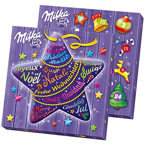 Milka Advent Calendar Mix 219g