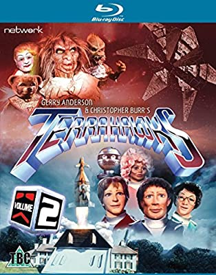 Terrahawks: Volume 2 [Blu-ray]