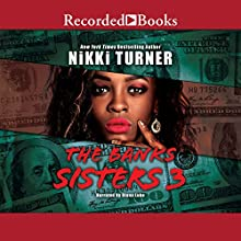 The Banks Sisters 3 Audiobook by Nikki Turner Narrated by Diana Luke