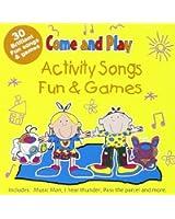 Activity Songs/Fun & Games