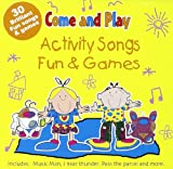 Come and Play: Activity Songs/Fun and Games CRS records