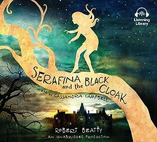 Book Cover: Serafina and the Black Cloak