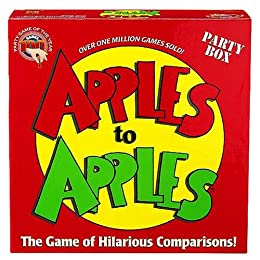 Product Image Apples to Apples Party Game Box