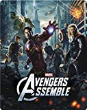 The Avengers (Avengers Assemble) Lenticular Steelbook Blu-ray 3D+2D Region Free Zavvi UK #/4000