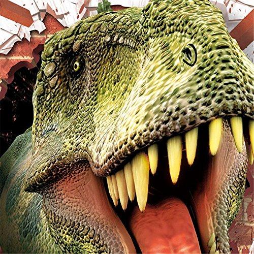Panniuzhe Creative Funny Papier Peint 3d Dinosaure Papier Peint