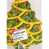 Wilton Giant Christmas Tree Cookie Pan  2105 6206 1998