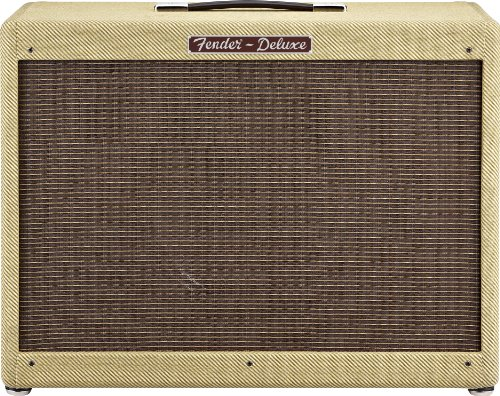 Fender Hot Rod Deluxe 112 Enclosure 80-Watt 1x12-Inch Guitar Amp Cabinet - Tweed