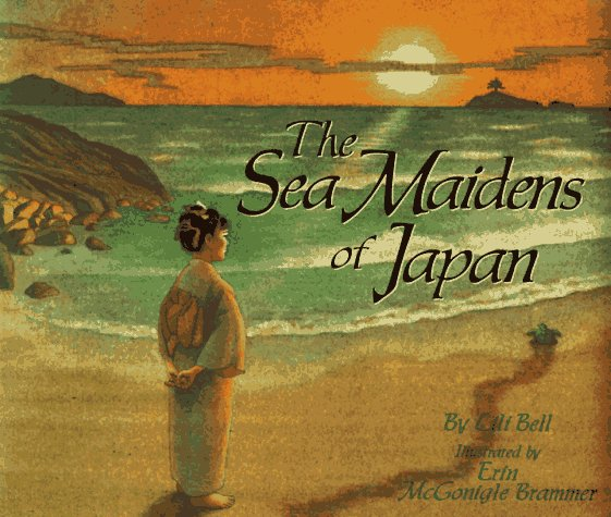 The Sea Maidens of Japan