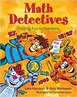Math Detectives: Finding Fun in Numbers Paperback – August 1, 2003