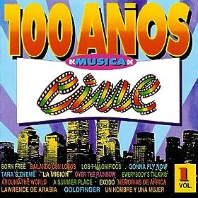 100 anos de cine cd: