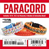 Leisure Arts Paracord Bracelet Kit with Book-