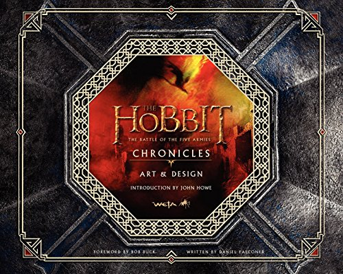 The Hobbit: The Battle of the Five Armies Chronicles: Art & Design