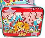 Nickelodeon Girls Paw Patrol School Backpack and Lunch Bag Set