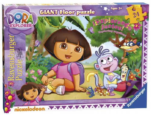 Ravensburger Dora The Explorer Giant Floor Puzzle (24-Piece)