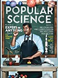 Popular Science Magazine (1 Year Subscription)