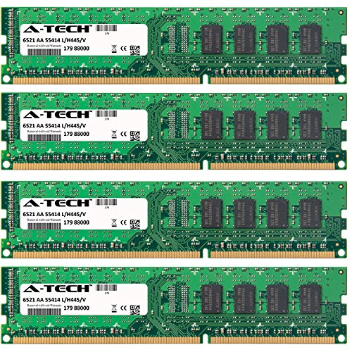 Click to buy A-Tech 16GB KIT 4x 4GB For Acer Aspire Series M3450 M3450-UR10P M3450-UR11P M3450-UR12P M3450-UR30P M3470 M3470G-UW10P M3470-UC10P DIMM DDR3 NON-ECC PC3-12800 1600MHz RAM Memory - From only $121.8
