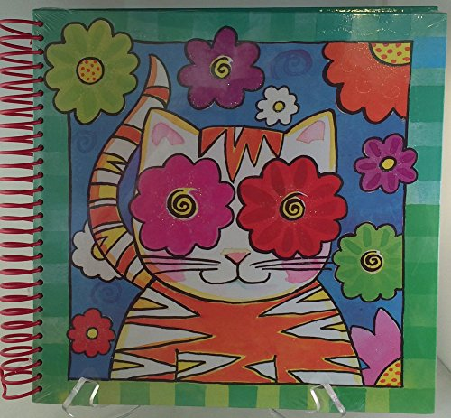 Maret Cat Sticker Fun Book
