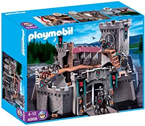 Playmobil 4866 Knights Falcon Knights Castle