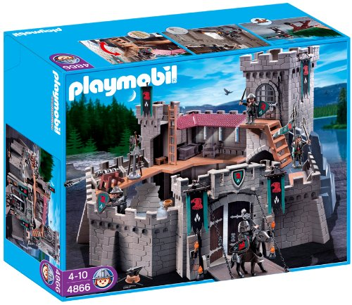 Playmobil Falcon Knight'S Castle front-1035067