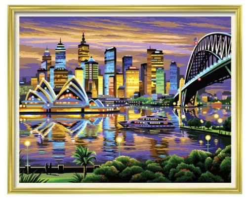 KSG - Senior Painting by Numbers Sydney