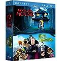 H�tel Transylvanie + Monster House [Blu-ray]