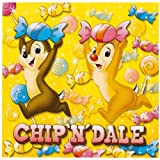 FUJICOLOR photo mount Disney Chip & Dale 6 switch character yellow 15732 (japan import)