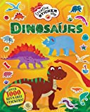 img - for Dinosaurs: Over 1000 Reusable Stickers! (Little Hands Creative Sticker Play) book / textbook / text book
