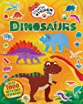 Dinosaurs: Over 1000 Reusable Stickers!