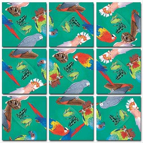 Scramble Squares: Parrots