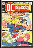 "DC Special Comic Issue #3 (June 1969) ""All-Girl Issue"" ""See Our Fighting Females Do Their Thing"""