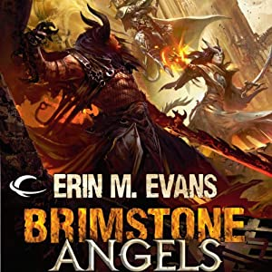 Brimstone Angels: A Forgotten Realms Novel | [Erin M. Evans]