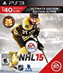 Nhl 15 Ultimate Edition PS3