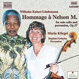 echange, troc Wilhelm Kaiser-Lindemann - Hommage à Nelson Mandela