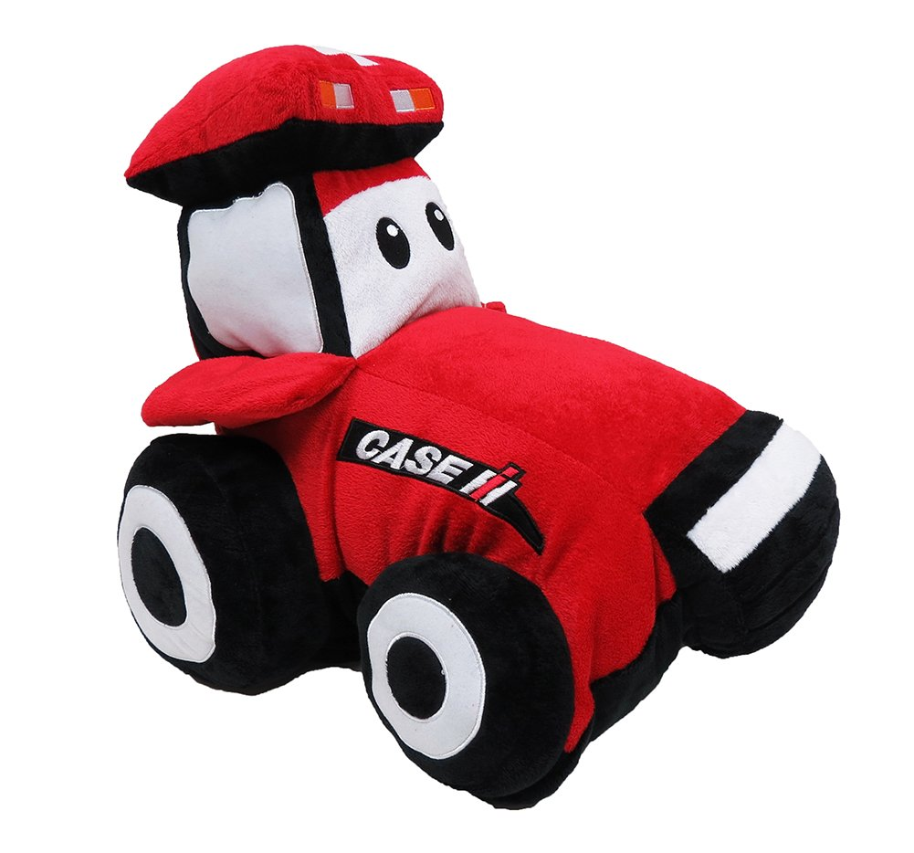 Tractor Pillow Pet : Case ih plush tractor pillow pet