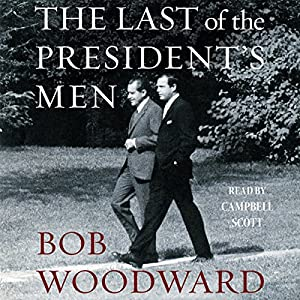 The Last of the President's Men Audiobook