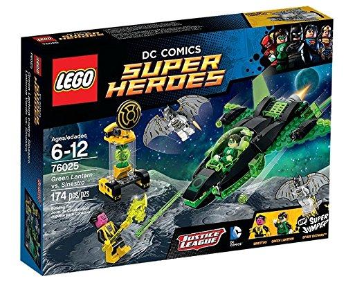 DC Comics Super Heroes - Lanterna Verde vs. Sinestro - 76025
