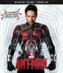 Ant-Man [3D Blu-ray + Blu-ray + DVD +...