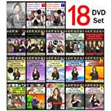 18-DVD Complete American Sign Language DVD Library - NEW ~ Gilda Toby Ganezer