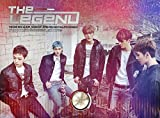 THE LEGEND - Sound Up! (2nd Mini Album) CD + Photobook + Photocard + Folded Poster by THE LEGEND