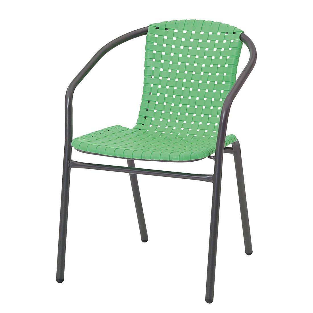 Alu Bistro Sessel mit Kunststoffmatte günstig kaufen