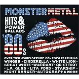 Monster Metal Hits & Power Ballads ~ Various Artists