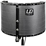 LD Systems RF1 Microphone Screen Vocal Booth