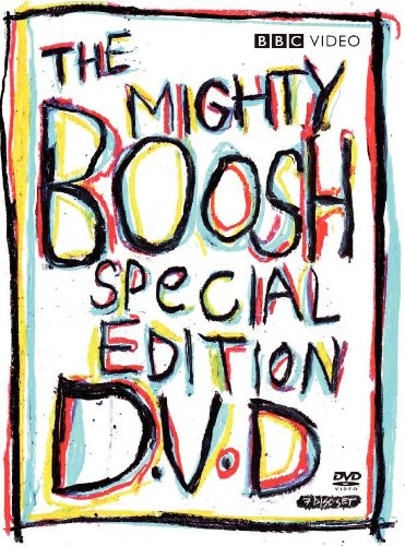 The Mighty Boosh Special Edition DVD (Seasons 1-3) (Mighty Boosh Season 2 compare prices)