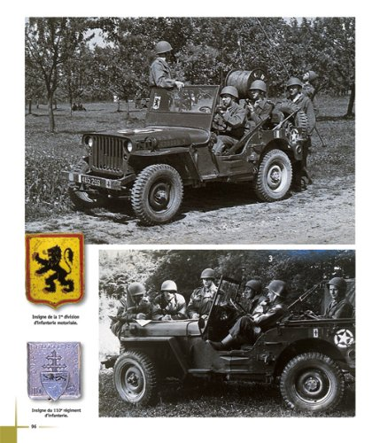 jeep dans l 39 armee francaise tome 1 paul gaujac histoire. Black Bedroom Furniture Sets. Home Design Ideas