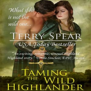 Taming the Wild Highlander Hörbuch