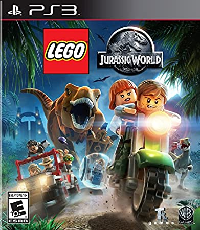 LEGO Jurassic World - PlayStation 3