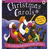 Christmas Carols Book and CD (Book & CD)by Ladybird